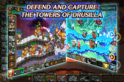 "AREL WARS с элементами ""Tower Defense"" и ""RPG"" от GAMEVIL в App Store"