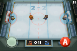 Обзор приложений - Ice Rage - Хоккей на льду от Mountain Sheep