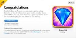 PopCap Games раздает промо-коды 'Bejeweled' всем желающим!