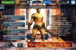 'Dungeon Hunter 3' от Gameloft в App Store, совершенно бесплатно