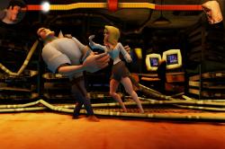 'Office Revenge' на iOS необычный файтинг от Mustache Games, скоро
