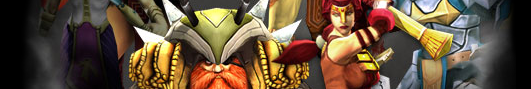 'Legendary Heroes' - Бесплатное iOS приложение жанра стратегия!