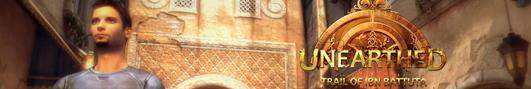 'Unearthed: Trail of Ibn Battuta' экшен с элементами приключения, скоро