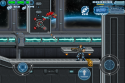Обзор приложений - 'Star Marine: Infinite Ammo' на iPhone и iPad