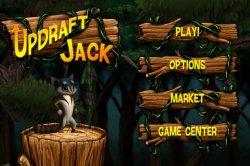 'Updraft Jack' - экшен платформер с очаровательным зверьком на iOS
