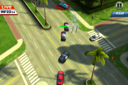 Обзор приложений - 'Smash Cops': Захватывающие погони на iOS