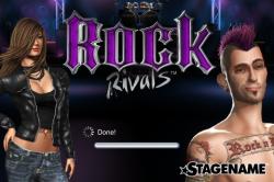 'Rock Rivals' – музыкальная игра от Stagename, стань рок звездой!