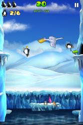 Обзор приложений - Penguin Palooza: поможет пингвинам спастись