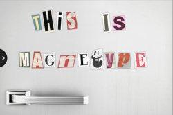MAGNETYPE - Забавная программа скоро на iPhone и iPad