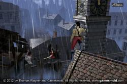 Разработчики gamesmold рассказывают нам об iOS игре Blood Roofs