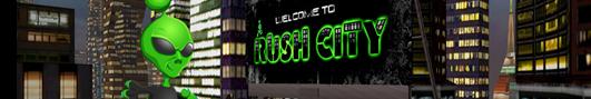 Rush City новый бесконечный 'раннер' от Acceleroto скоро в App Store