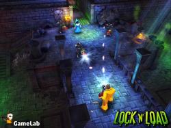 Lock 'n' Load новое приложение от GameLab, совсем скоро