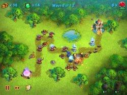Towers N' Trolls новый вид жанра Tower Defense на iOS устройства