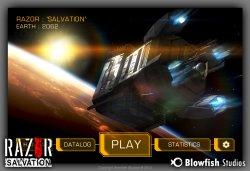 Blowfish Studios работает над футуристической игрой Razor Salvation