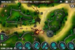 Cobra Mobile возвращается с новой игрой iBomber Defense Pacific