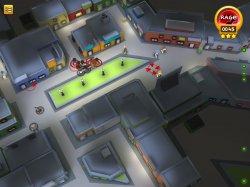 Скоро мы на стороне разъярённых зомби в новой iOS игре Brainsss