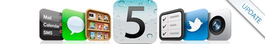 7.03.2012 - Firmware iOS 5.1 доступна для скачивания/обновления!