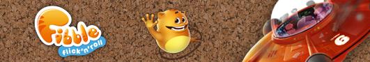 Fibble – Flick 'n' Roll от Crytek доступен в App Store на iOS устройства!