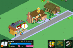 The Simpsons™: Tapped Out доступен в App Store - бесплатно