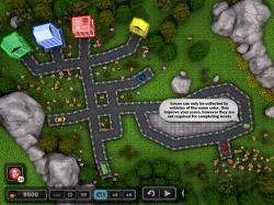 Traffic Wonder сложная игра-головоломка от Yo Ambulante на iPad