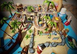 Первая мобильная игра Fibble – Flick 'n' Roll' от Crytek, скоро на iOS