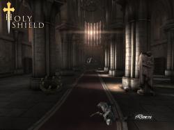 Holy Shield - Битва против демонов от третьего лица, скоро на iOS