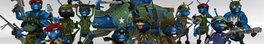 Army Antz: тактические сражения в реальном времени, скоро на iOS