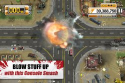 Сегодня в App Store: Max Payne Mobile, Burnout™ CRASH!, Crow