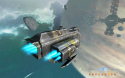 Fishlabs откладывает выход дополнения Galaxy on Fire 2: Supernova