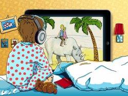 «Сказки вслух» – детские книги для iPad бесплатно в App Store