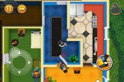 Chillingo представила универсальное приложение Robbery Bob