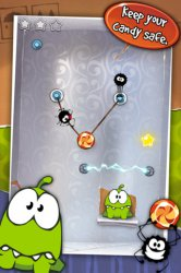 Angry Birds Space и Cut the Rope получили новые уровни!