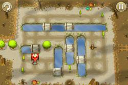 Обзор приложений - Tractor Trails – логическая игра от Origin8