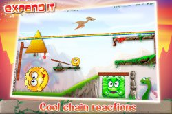 FDG Entertainment анонсировал Expand it! для iPhone и iPad