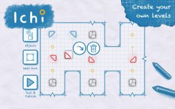 Ichi новая головоломка от Stolen Couch Games скоро на iOS