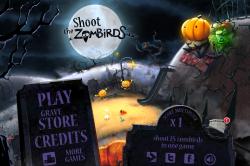 Обзор приложений - Shoot the Zombirds - Сезон охоты открыт!