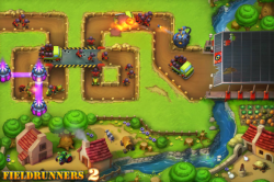 SUBATOMIC STUDIOS анонсировала Fieldrunners 2 на iOS