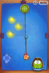 Cut The Rope: Experiments временно бесплатна!