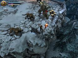 Epic Games демонстрирует первые скриншоты игры Infinity Blade: Dungeons