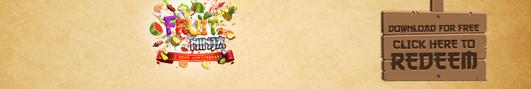 Halfbrick предлагает бесплатные копии Fruit Ninja в честь 2-х летия!