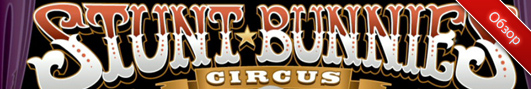 Обзор приложений - Stunt Bunnies Circus: Цирковые кролики
