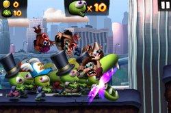 Mobigame выпускает в App Store свою новую игру - Zombie Carnaval
