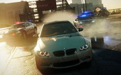 Criterion Games работает над Need for Speed™ Most Wanted на iOS