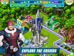 E3: Cosmic Colony от Gameloft позволит вам стать космическим командующим!