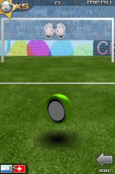 Обзор приложений - Goal King 12 - Играем в свой футбол!