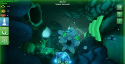 Cwerki Studios представил Min: A Space Adventure на iOS