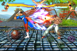 На E3 был показан Street Fighter X Tekken на iOS устройства!