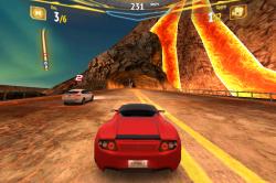 Обзор приложений - Asphalt 7: Heat - Старые, добрые гонки от Gameloft