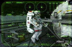 Эксклюзив - Astronaut Spacewalk - Бороздим космос с ранцем