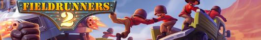 SUBATOMIC STUDIOS выпустил Fieldrunners 2 HD для iPad устройств!
